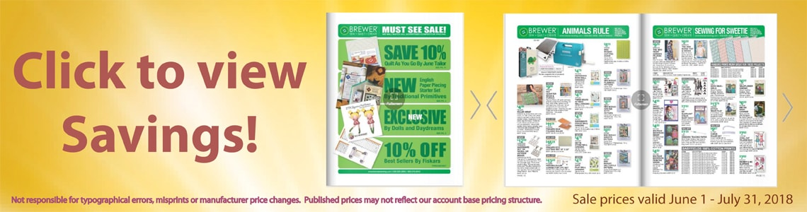 June-July Sales Catalog