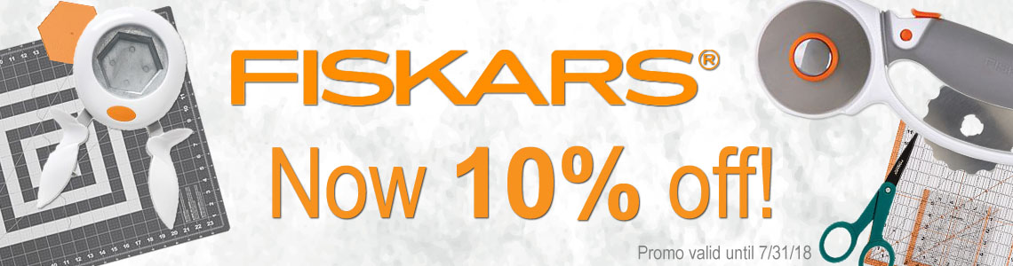 All Fiskars 10 off