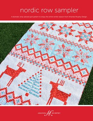 Brewer Sewing - Nordic Row Sampler : brewer sewing and quilting - Adamdwight.com
