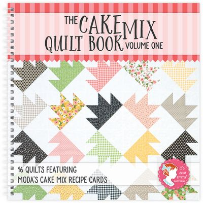 Brewer Sewing - The Cake Mix Quilt Book Vol 1 : brewer sewing and quilting - Adamdwight.com