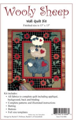 Brewer Sewing - Wooly Sheep Wall Quilt Kit : brewer sewing and quilting - Adamdwight.com