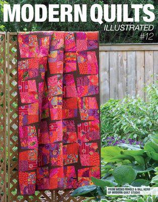 Brewer Sewing - Modern Quilts Illustrated 12 : brewer sewing and quilting - Adamdwight.com
